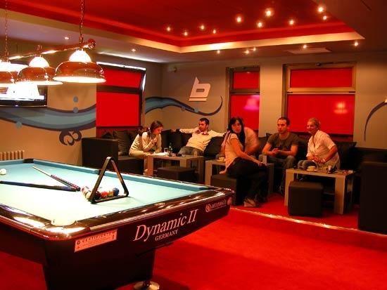 Bilijar klub Btt Joker Novi Sad - Sportski portal Srbije