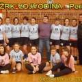 """Ženski rukometni klub """"Vojvodina Pelrez"""" Zrenjanin"""