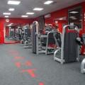 """Fitness club """"Avanti"""" Beograd"""