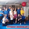 Teretana Fitnes centar Musculus lux Savski Venac