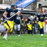 Klub američkog fudbala ''Dukes'' Novi Sad