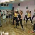 Aerobik i fitness studio