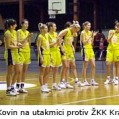 """Košarkaški klub """"Kovin"""" Kovin"""