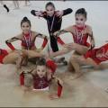 "Ritmicka gimnastika  Sportski klub ""Ritam"" Beograd"