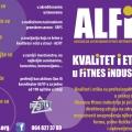 Asocijacija licenciranih fitnes instruktora i trenera (ALFIT)