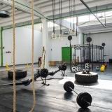 Urban Fitness Hangar - CrossFit Beograd