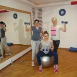 Fitnes centar Fit Health Sremčica