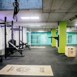 Crossfit klub CF DISTRICT 11010 Vojvode Stepe