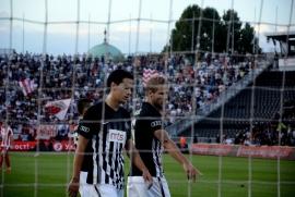 152. Večiti derbi Partizan - Crvena zvezda 2016