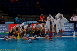 European Water Polo Championship Russia - Greece