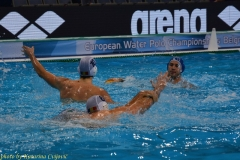 European Water Polo Championship Italy - Romania