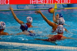 European Water Polo Championship Spain - Italy