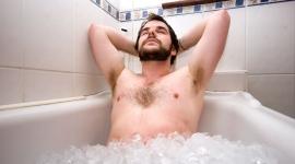 Hlađenje smanjuje subjektivni osećaj bola nakon iscrpljujućih treninga