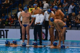 European Water Polo Championship Italy - Georgia